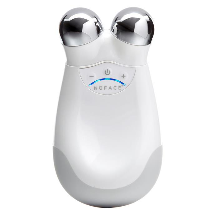 Nuface Trinity Device, $458, at [MECCA](http://www.mecca.com.au/nuface/trinity-device/V-022464.html).