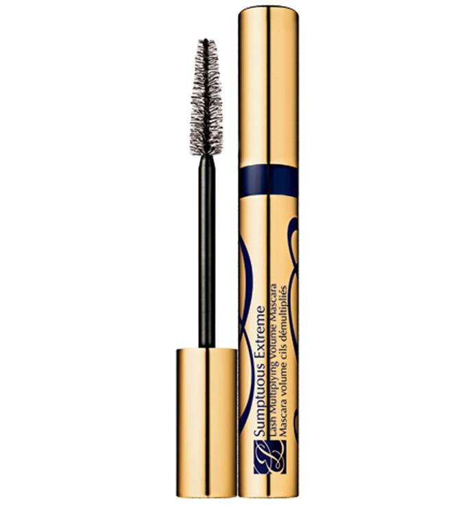 "**Estee Lauder Sumptuous Extreme Lash Multiplying Volume Mascara, $50, at [Estee Lauder](http://www.esteelauder.com.au/product/1799/9518/product-catalog/whatsnew/best-sellers/sumptuous-extreme/lash-multiplying-volume-mascara)**  ""The brush is fat and fluffy, but tapered enough so it can catch and coat even the tiny, inner corner lashes with the mousy black formula."" - *Sara McLean, acting beauty & fitness director*"