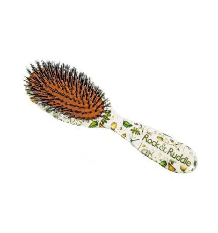 Rock & Ruddle Boar Bristle Small Hair Brush, $44.95, at [David Jones](http://shop.davidjones.com.au/djs/en/davidjones/boar-bristle-small-hair-brush---acorns---butterflies?cm_vc=prodpg1).