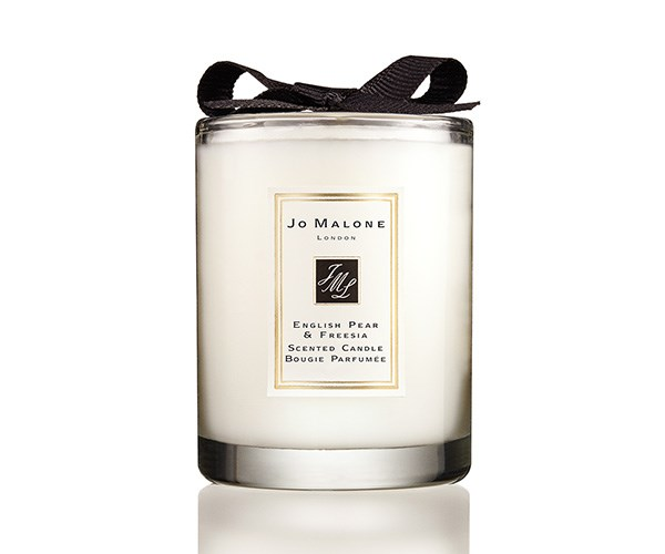 Jo Malone London English Pear & Freesia Travel Candle, $60, at [Jo Malone London](http://www.jomalone.com.au/).