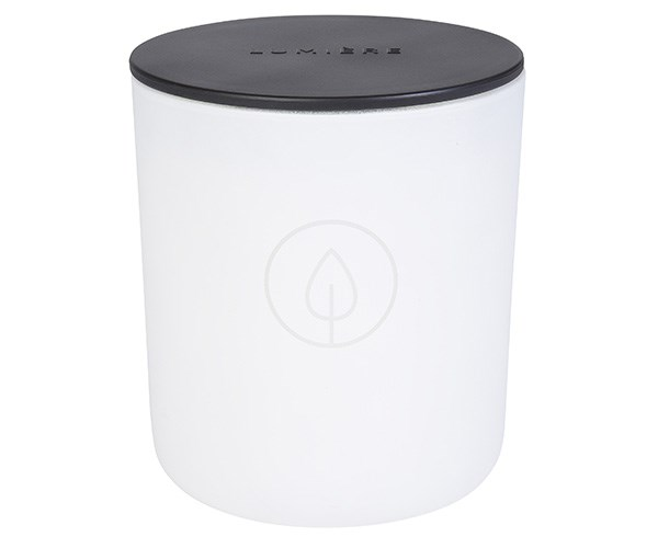 Lumière White Sanctuary Candle, $49.95, at [Lumière](https://www.lumiereluxe.com.au/category/candle-white).