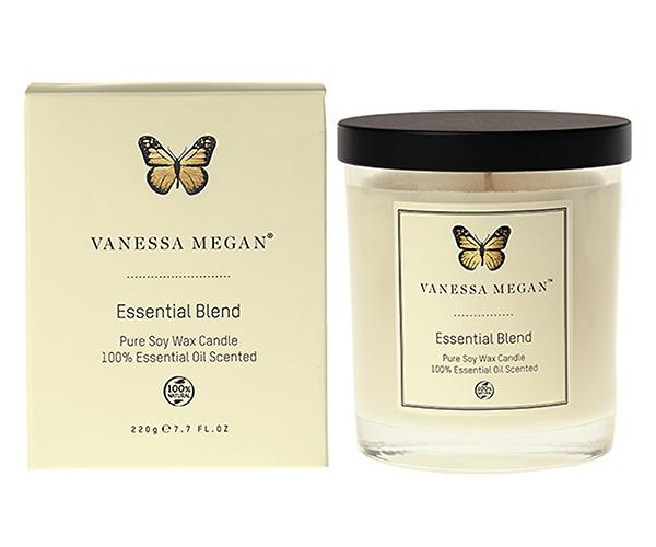 Vanessa Megan Mint and Citrus Soy Wax Candle, $39.95, at [Vanessa Megan](http://vanessamegan.com/mint-citrus-soy-wax-candle/).