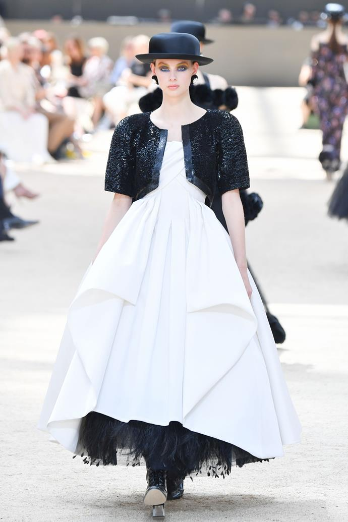 Chanel couture A/W 2017/18