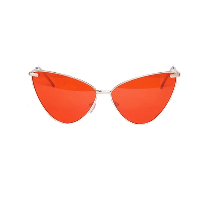Sunglasses, $24, [ASOS](http://www.asos.com/au/aj-morgan/aj-morgan-metal-cat-eye-sunglasses-with-red-tinted-lens/prd/8053787?iid=8053787&clr=Goldred&SearchQuery=&cid=4545&pgesize=5&pge=2&totalstyles=77&gridsize=3&gridrow=1&gridcolumn=1).