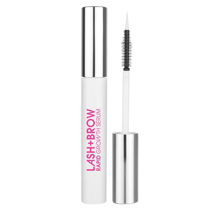 **ModelCo Lash & Brow Rapid Growth Serum, $22, at [ModelCo](https://www.modelcocosmetics.com/shop/cosmetics/eyes/false-eyelashes/lash-brow-growth-stimulator).** <br> <br> The potent mix of vitamins and proteins prevent damage from free radicals to the hair follicle.