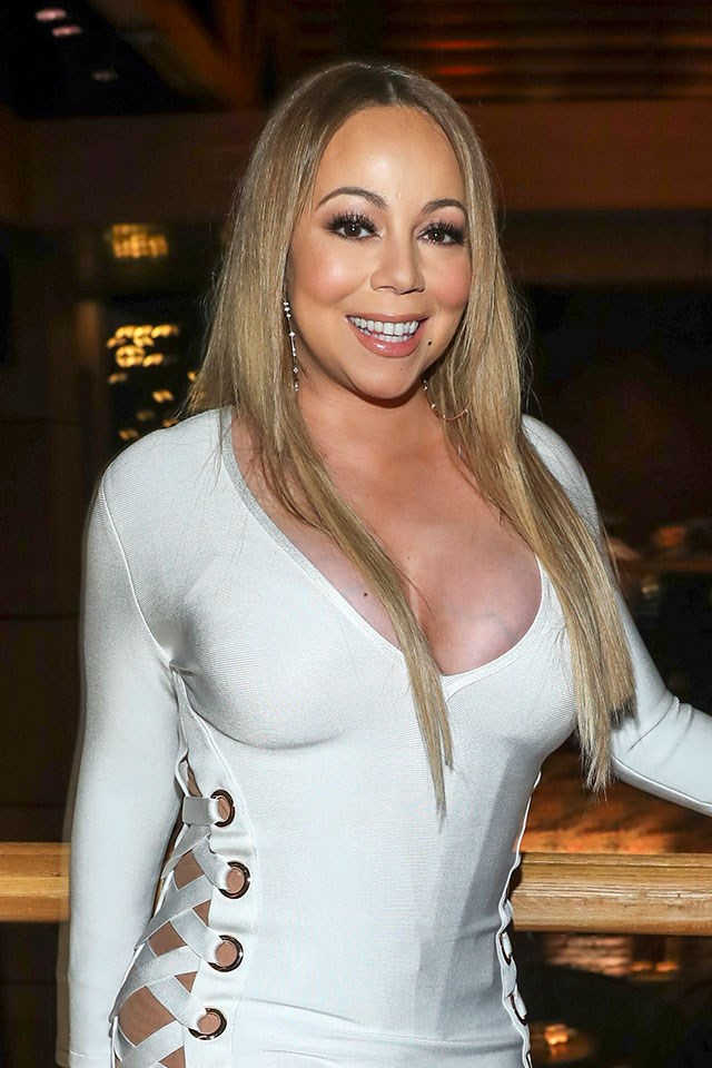 """**Mariah Carey** <br><br> Mariah Carey, being Mariah Carey, has a slightly extreme approach to maintaining her figure. """"It's really hard,"""" she told [*E! News*](http://www.eonline.com/shows/mariahs_world/news/812196/mariah-carey-s-diet-secret-revealed-singer-says-she-basically-only-eats-these-two-foods) of her diet last year. """"My diet… you would hate it. All I eat is Norwegian salmon and capers every day. That's it!"""" OK, she was kind of joking, but added she tries to """"stick with the proteins."""""""