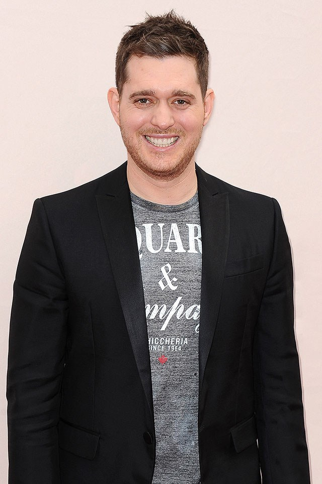 """**Michael Bublé** <br><br> If you've seen the way Michael Bublé eats corn on a cob, you'll agree it's rather blasphemous, as the singer tackles it from the top instead of from the side, kind of like a corn dog. He made fun of this [on Twitter](https://twitter.com/michaelbuble/status/721049878403547138) when he posted a photo of his corn-eating ways with the caption, """"This is vegetable harassment !!! What I do with my Cobb is nobody's business."""""""