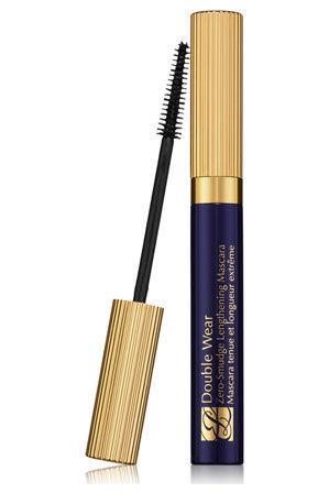 Estee Lauder Double Wear Zero Smudge Lengthening Mascara, $50, at [Myer](https://m.myer.com.au/shop/mobile/mystore/estee-lauder-double-wear-zero-smudge-curling-mascara-781428350-781440860).