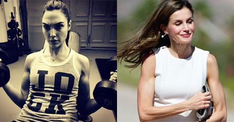 8 Female Celebrities With Amazing Arms | ELLE Australia