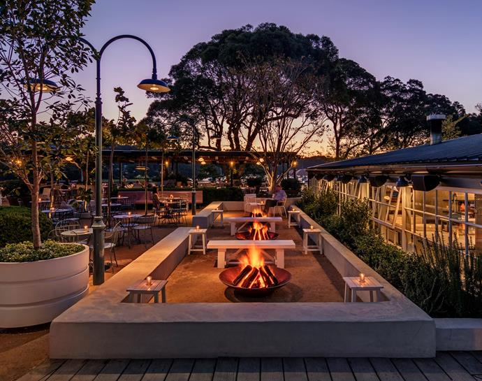 **The Newport** <br> <br> Heading up north? Swing by The Newport and enjoy the water views whilst sipping on a mulled wine around one of their firepits.
