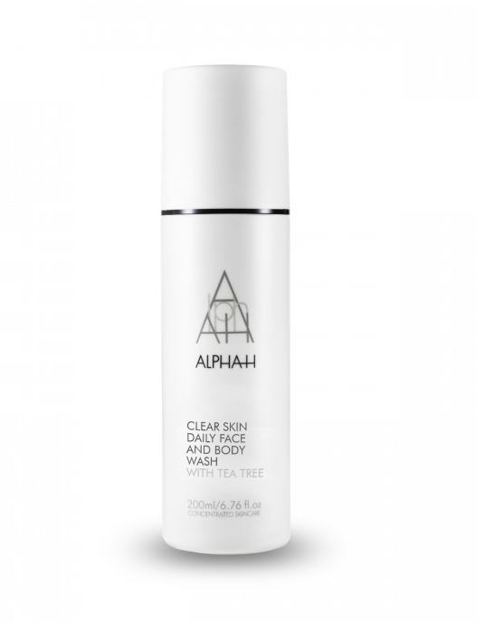 """**Alpha-H Clear Skin Daily Face And Body Wash, $36 at [RY.com.au](http://www.ry.com.au/clear-skin-daily-face-wash-200ml.html