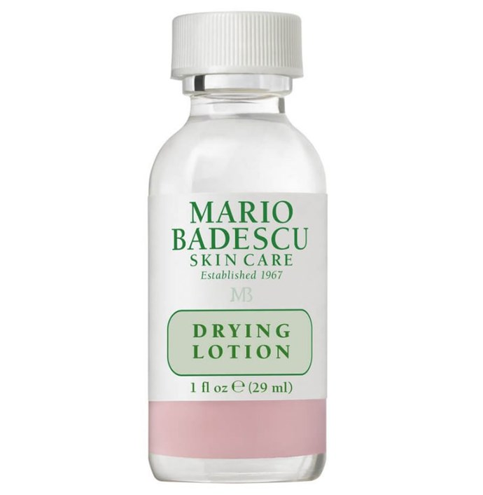 """**Mario Badescu Drying Lotion, $24 at [Mecca](http://www.mecca.com.au/mario-badescu/drying-lotion/I-004684.html