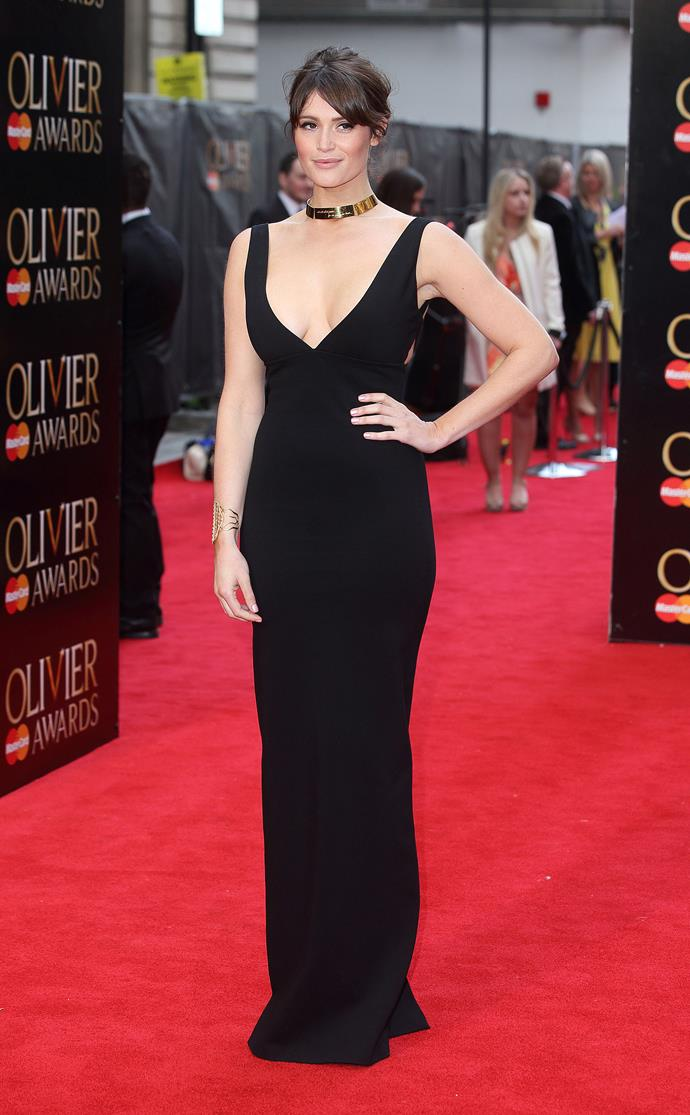 **Gemma Arterton**<br><br> Like Rosamund, Gemma was already a 'Bond Girl' years ago, but we think we'd overlook that.