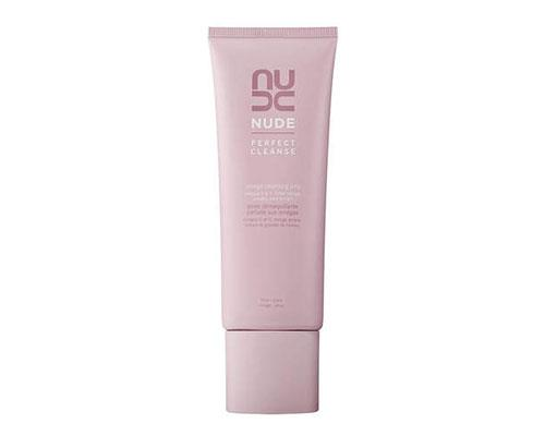 "**Nude Skincare Perfect Cleanse Omega Cleansing Jelly, $55 at [Mecca](http://www.mecca.com.au/nude-skincare/perfect-cleanse-omega-cleansing-jelly/I-019340.html?cgpath=skincare-cleansertoner-cleanser#prefn1=form&sz=36&start=37&prefv1=Gel|target=""_blank""
