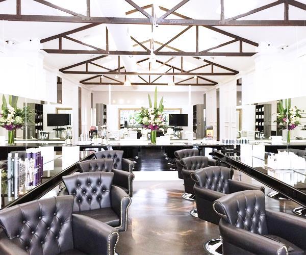 [**SALON FRANC**](www.salonfranc.com.au/), Melbourne <br><br> The Parisienne interiors and feminine aesthetic makes getting your hair cut feel like a pretty glamorous affair.  <br><br> *1209 High St, Armadale VIC*