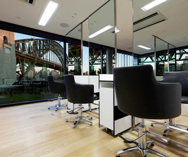 [**WILD LIFE HAIR**](www.wildlifehair.com), Sydney  <br><br> If you like your blow dry within eye shot of the Harbour Bridge, Wild Life Salon in Milsons Pt, with its floor to ceiling windows and enviable views, will quickly become your favourite. <br><br> *20 Alfred St, Milsons Point*