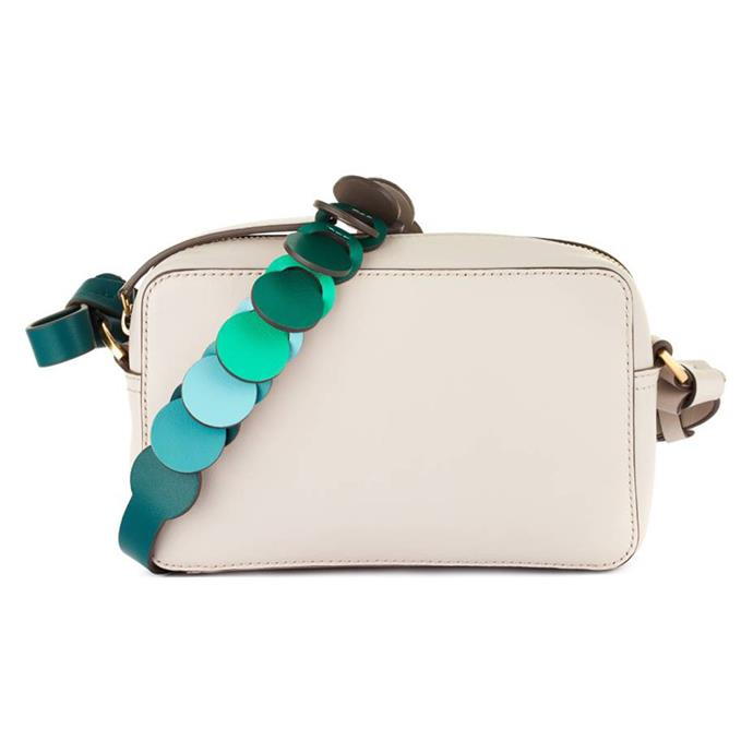 Bag, $1,001.76, [Anya Hindmarch at Nordstrom](http://shop.nordstrom.com/s/anya-hindmarch-camera-leather-crossbody-with-link-strap/4671136?origin=category-personalizedsort&fashioncolor=STEAM)