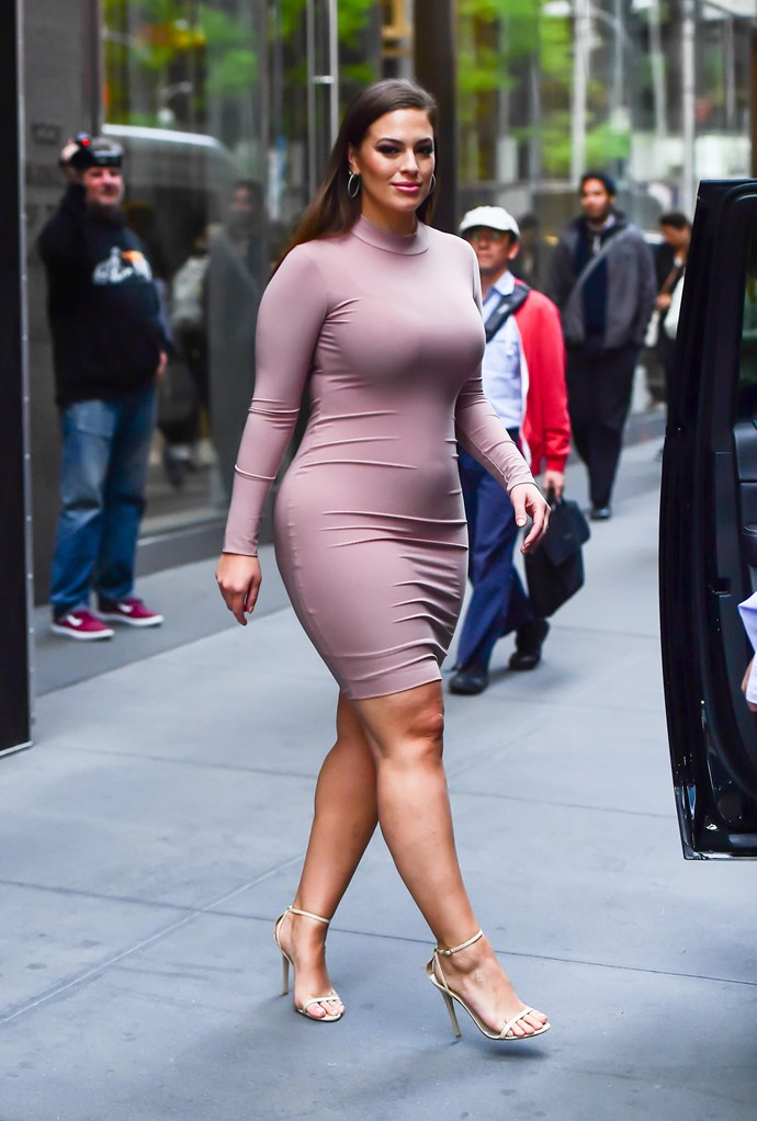 In New York City, May 2017.