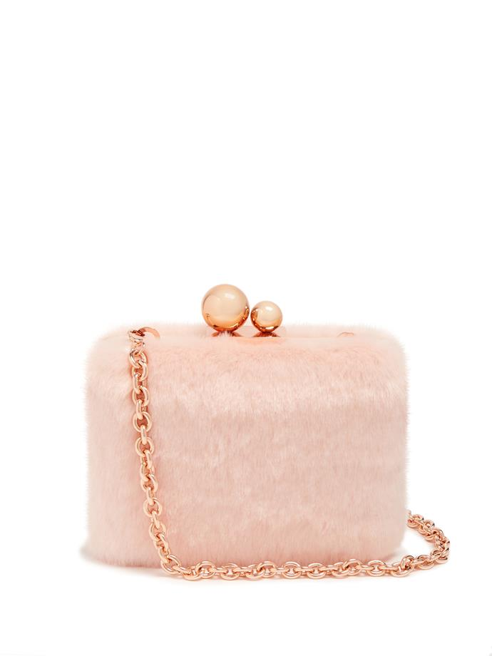 "**Buy**: Sophia Webster bag, $590 at [MatchesFashion.com](http://www.matchesfashion.com/au/products/1152094?noattraqt=Set|target=""_blank"")"