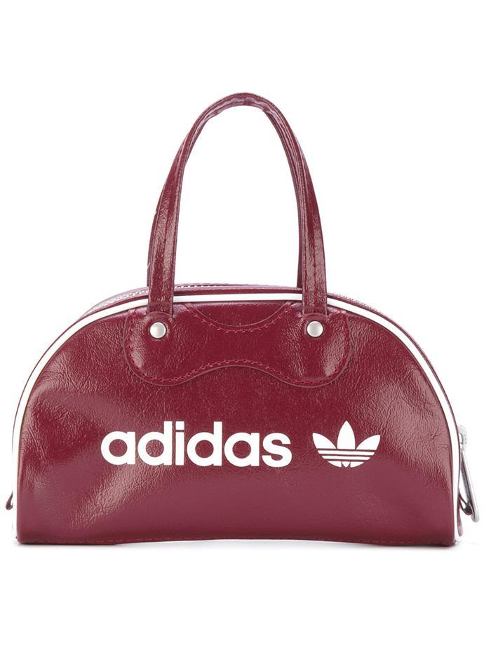 "**Buy**: Adidas Originals bag, $41 at [Farfetch](https://www.farfetch.com/shopping/women/adidas-originals-mini-athletes-bag-item-12200297.aspx?storeid=10218&from=listing&tglmdl=1|target=""_blank"")"