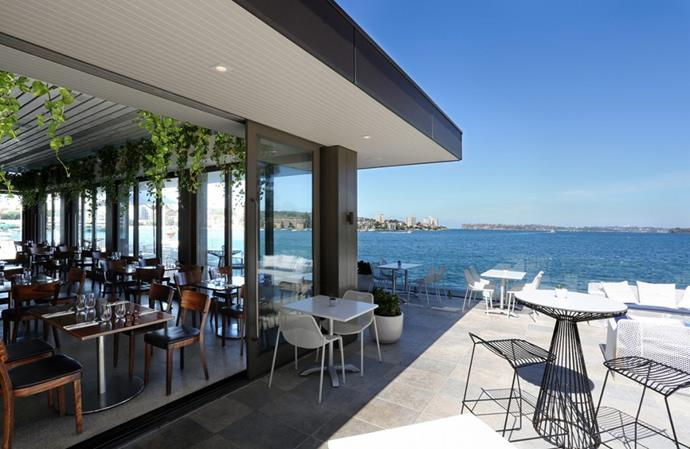 "**For vacation vibes on a staycation budget… Manly Pavilion** <br> <br> [Manly Pavilion](http://www.manlypavilion.com.au|target=""_blank"") ticks all the major lunch boxes. Views (tick), service (tick), food (tick), dranks (tick). With its stunning terrace jetting out into the ocean, a bistro menu full of deliciousness, Insta-worthy cocktails *and* a sommelier on staff, this new (ish) venue is a must-do the next time you have something to celebrate en masse."