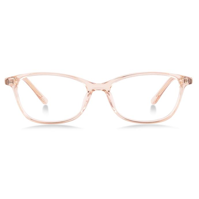 """Bailey Nelson's 'Ella' frames are 'rosé' coloured, which is enough of a reason as any to get us on board.<br><br>  Glasses by Bailey Nelson, $145 at [Bailey Nelson](https://baileynelson.com.au/collections/womens-optical/products/ella-rose