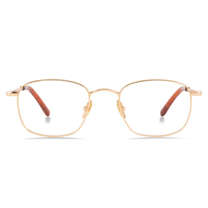 "No longer limited to English professors from the '80s, gold wire frames look refreshingly modern in 2017.<br><br>  Glasses by Bailey Nelson, $175 at [Bailey Nelson](https://baileynelson.com.au/collections/womens-optical/products/felix-gold|target=""_blank"")"