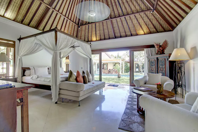 **[Colonial Villa, South Denpasar](https://www.airbnb.com.au/rooms/1778611?guests=4&adults=2&children=2&location=Denpasar%20Selatan%2C%20Indonesia&s=Wo9d5a1R), Bali**