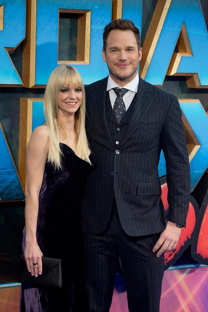 "**Chris Pratt and Anna Faris** <br><br> After eight years of marriage, Chris and Anna took to Facebook and Instagram respectively to reveal they are they separating. <br><br> ""Anna and I are sad to announce we are legally separating. We tried hard for a long time, and we're really disappointed. Our son has two parents who love him very much and for his sake we want to keep this situation as private as possible moving forward. We still have love for each other, will always cherish our time together and continue to have the deepest respect for one another,"" Chris wrote [on Facebook](https://www.facebook.com/PrattPrattPratt/posts/1628052550559901). Anna's message on Instagram echoed this sentiment."