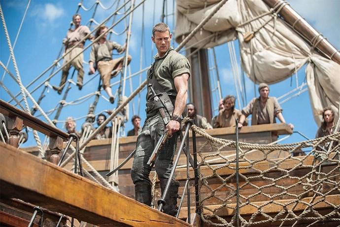 Tom in *Black Sails*