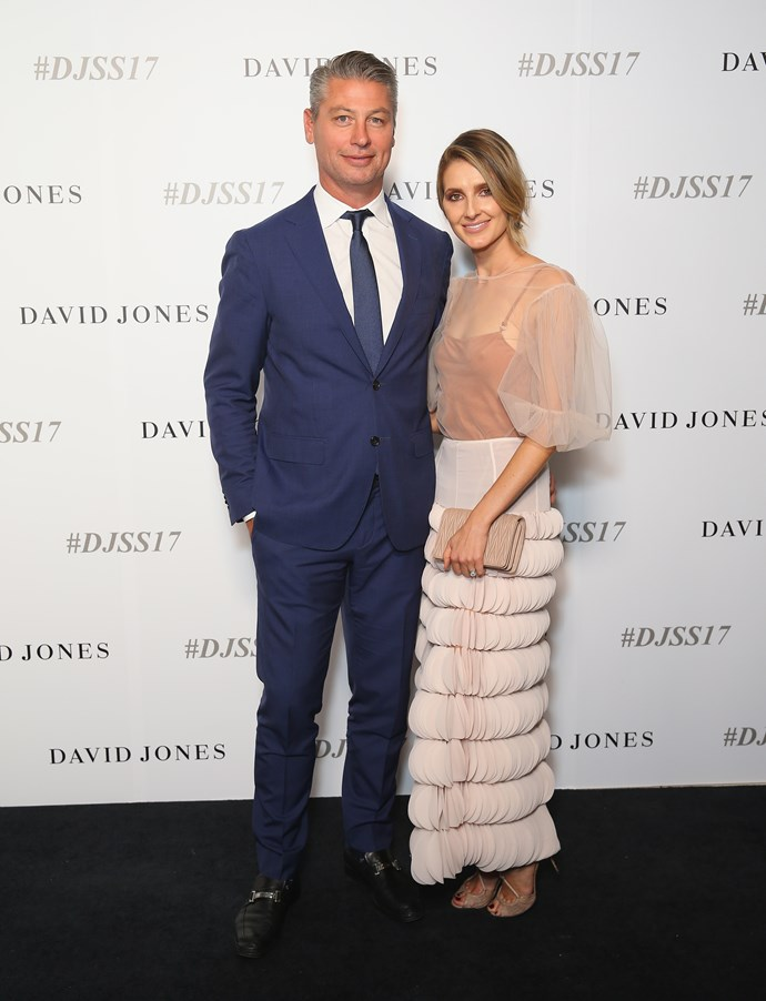 Luke Ricketson and Kate Waterhouse