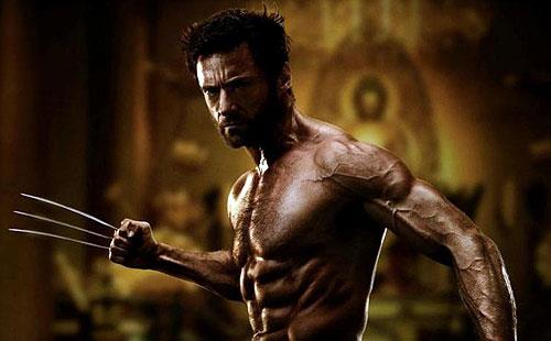 ** David Kingsbury** for training Hugh Jackman in *Wolverine*.