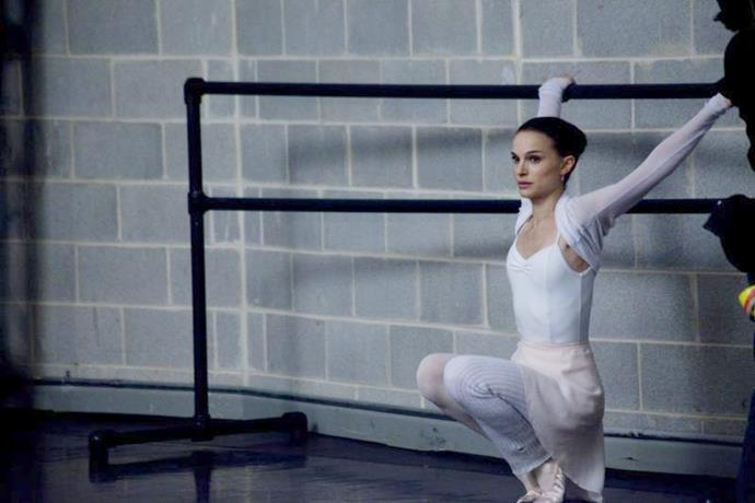 ** Mary Helen Bowers** for training Natalie Portman in *Black Swan*.