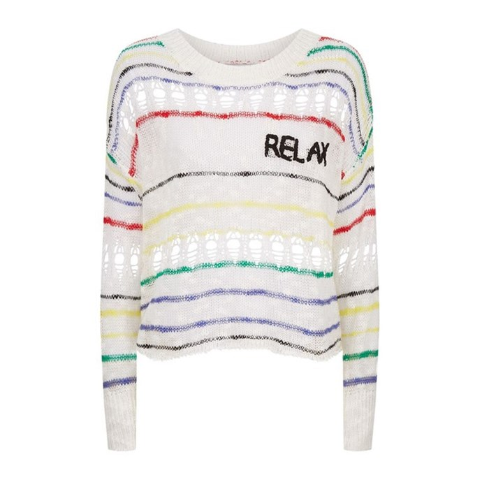 Relax Alto sweater, $66, [Wildfox](https://www.wildfox.com/relax-alto-sweater).