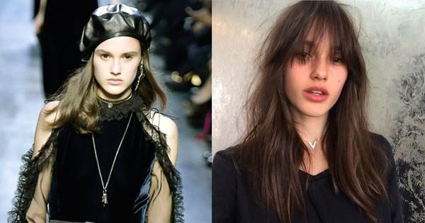 **Aleyna Fitzgerald** <br><br> **Major designers they've walked for: ** Valentino, Giambattista Valli, Rodarte, Dior, Saint Laurent, Balmain <br><br> **Campaigns they've starred in: ** Balmain autumn winter '17 <br><br> **Instagram: ** [@aleyna-fitzgerald](https://www.instagram.com/aleynafitzgerald/?hl=en), 48k followers