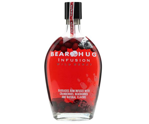 "Bear Hug Rum Infusion Wild Berry Infused Rum, $43 at [The Wine Emporium](https://www.thewineemporium.com.au/bear-hug-rum-infusion-wild-berry-750ml.html|target=""_blank""