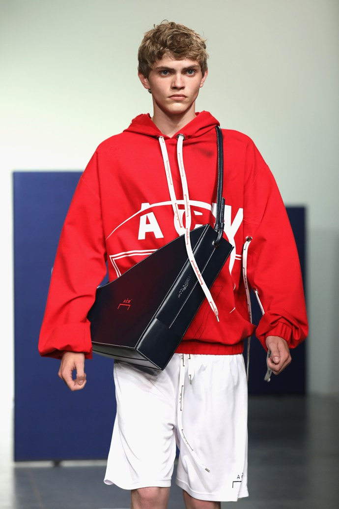 Triangle<br><br> A-COLD-WALL* at London Fashion Week Men's '17