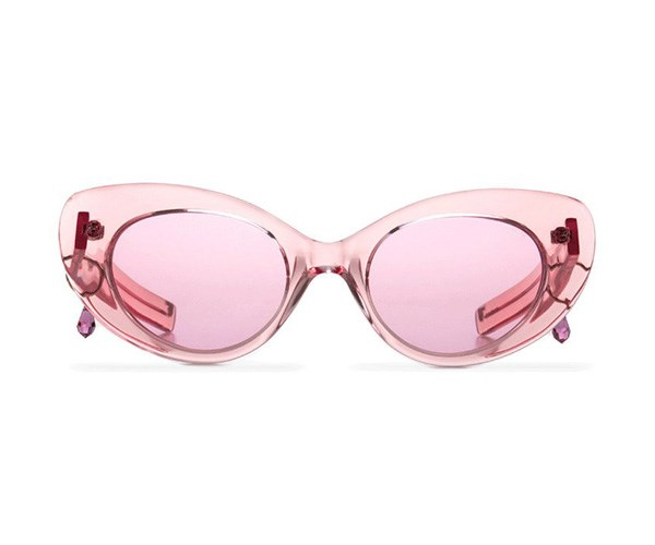 POMS + PARED GATTO Frames, $300, at [Pared Eyewear](https://au.paredeyewear.com/collections/womens/products/poms-pared-gatto?variant=31749384779).