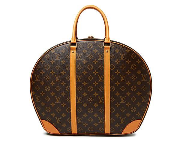 Louis Vuitton x Karl Lagerfeld Monogram Suitcase & Boxing Gloves Set, $9,159.82, at [Gilt](https://www.gilt.com/brand/louis-vuitton/product/1084615829-louis-vuitton-louis-vuitton-x-karl-lagerfeld-monogram-suitcase-boxing-gloves-set?).