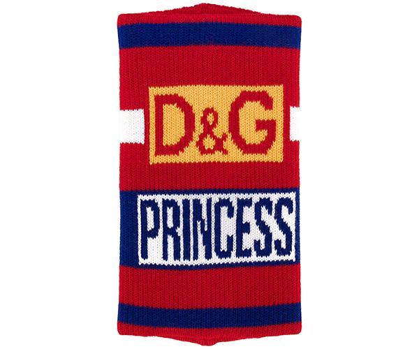 Dolce & Gabbana DG Millenials Sweatband, $103, at [FarFetch](https://www.farfetch.com/au/shopping/women/dolce-gabbana-dgmillennials-wrist-sweatband-item-12289930.aspx?storeid=9475&from=listing).