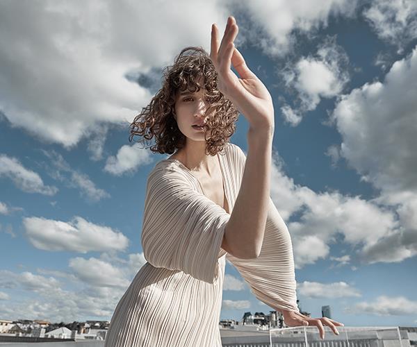 Roberta Pecoraro by Oracle Fox for CR.Capsule