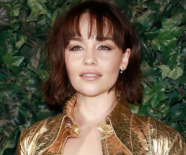 Emilia Clarke, 30.