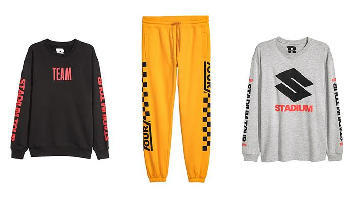 [Justin Bieber for H&M](http://www.hm.com/au), dropping in H&M stores September 7
