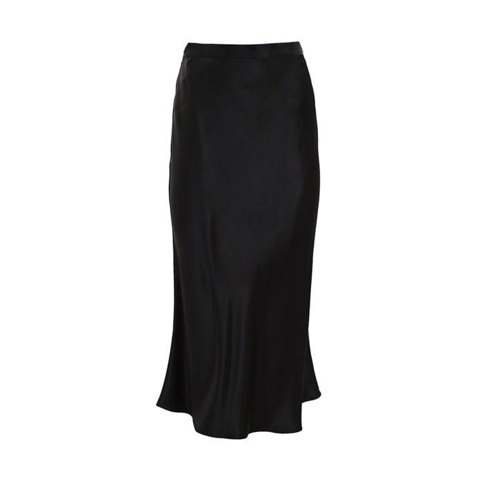 **The bias-cut slip midi skirt**<br><br> Skirt, $650, [Christopher Esber at theundone.com](https://www.theundone.com/collections/skirts/products/christopher-esber-bias-slip-skirt)