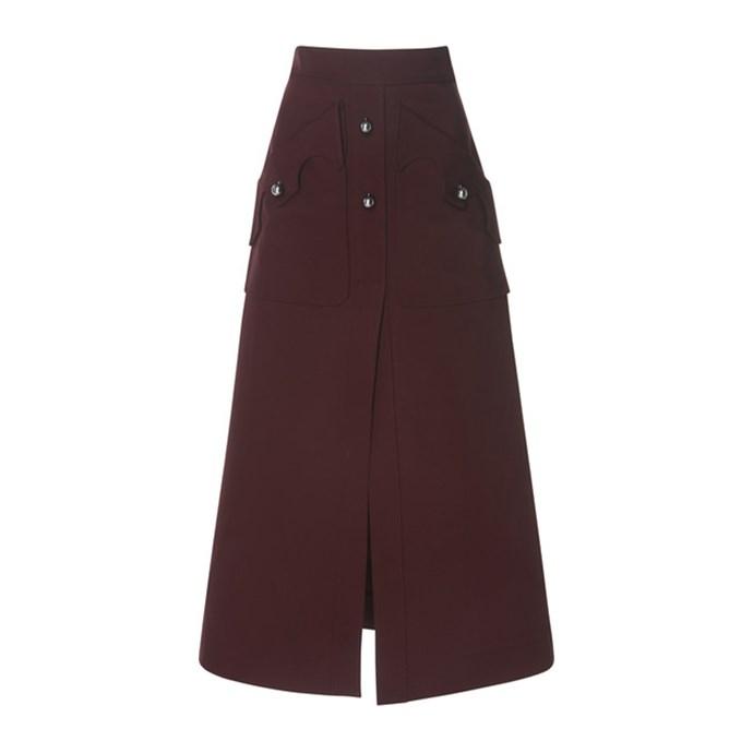 **The exaggerated detail midi skirt**<br><br> Skirt, $995, [Ellery](http://shop.davidjones.com.au/djs/en/davidjones/ellery-womenswear/professor-patch-pocket-skirt)
