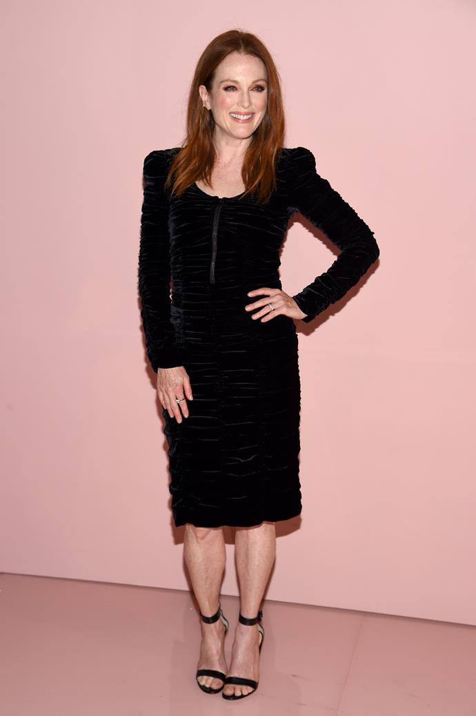 Julianne Moore, at Tom Ford