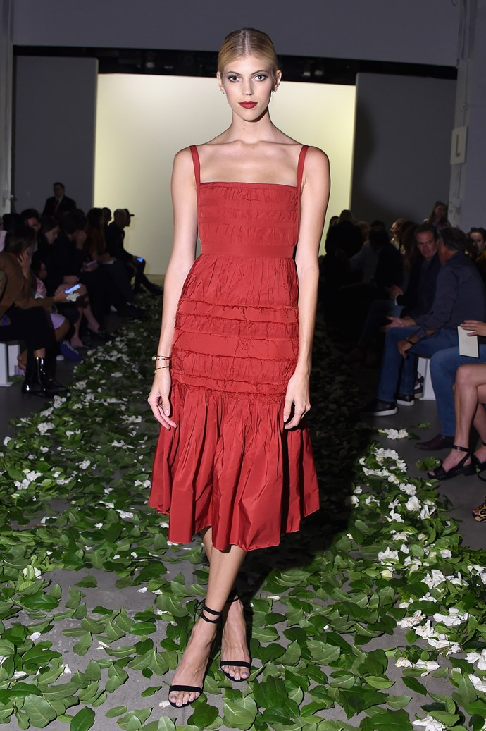 Devon Windsor, at Brock Collection