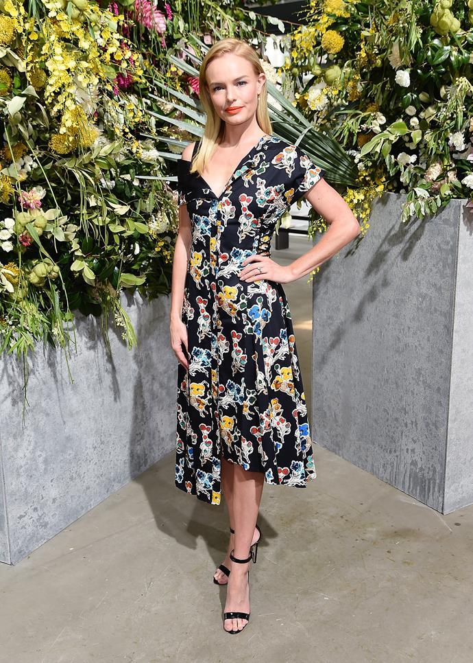 Kate Bosworth, at Jason Wu