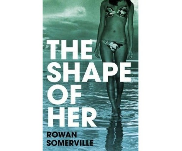 """**Rowan Somerville's *The Shape of Her*** <br> <br> """"He unbuttoned the front of her shirt and pulled it to the side so that her breast was uncovered, her nipple poking out, upturned like the nose of the loveliest nocturnal animal, sniffing in the night. 'I want to suck you,' […] She loosed his trousers, pulled away his underwear and gripped him with fingers tender enough to hold a tiny bird."""""""