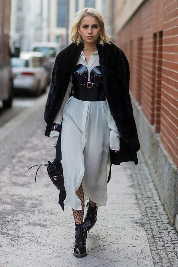 Berlin Fashion Week autumn/winter '18